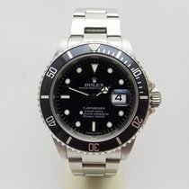 Rolex 16610 T Steel 2007 Submariner Date 40mm pre-owned