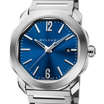 Bulgari Octo 102856 OC41C3SSD 2019 new