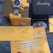 Breitling Superocean Acero 41mm Negro Árabes España, ATARFE