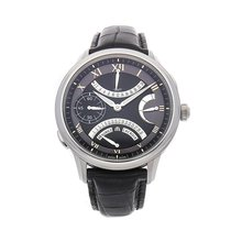 Maurice Lacroix pre-owned Manual winding 46mm Black 3 ATM
