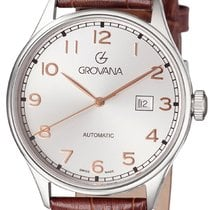 Grovana Steel Automatic 1190.2528 new