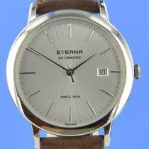 Eterna Stahl 40mm Automatik 2700.41.10.1383 gebraucht Deutschland, Berlin