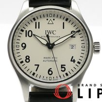 IWC IW327002 Steel Pilot Mark 40mm pre-owned