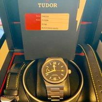 Tudor North Flag Steel 40mm Black Arabic numerals United States of America, Ohio, Toronto