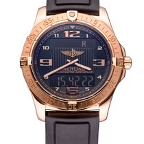 Breitling Aerospace Avantage Rose gold
