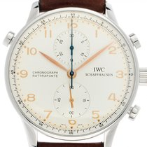 IWC Portuguese Chronograph 3712-002 pre-owned