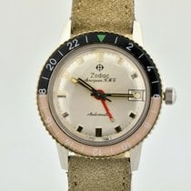 Zodiac Steel 36mm Automatic pre-owned United States of America, Washington, Bellevue