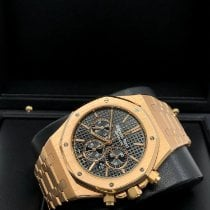 Audemars Piguet 26320OR.OO.1220OR.01 Or rose 2014 Royal Oak Chronograph 41mm occasion