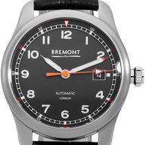 Bremont Stahl 39.5mm Automatik BE-92AE gebraucht