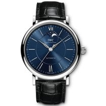 IWC Steel 40mm Automatic IW459402 new