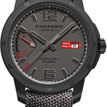 Chopard Titanium Automatic Grey 43mm new Mille Miglia