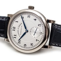 A. Lange & Söhne 1815 White gold 40mm Silver