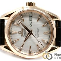 Omega Rose gold 38,5mm Automatic 231.53.39.22.02.001 pre-owned