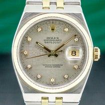 Rolex Datejust Oysterquartz 35.5mm Grå