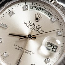 Rolex 18039 White gold 1979 Day-Date 36 36mm pre-owned