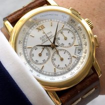 Zenith El Primero 30-0380.400 300380400 766970 AUTOMATIK AUTOMATIC FULL SET SOLID GOLD VOLLGOLD 18CT pre-owned
