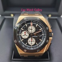 Audemars Piguet Royal Oak Offshore Chronograph Rose gold 44mm Black No numerals Malaysia, Kuala Lumpur