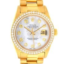 Rolex 16018 Yellow gold Datejust 36mm United States of America, Florida, Boca Raton
