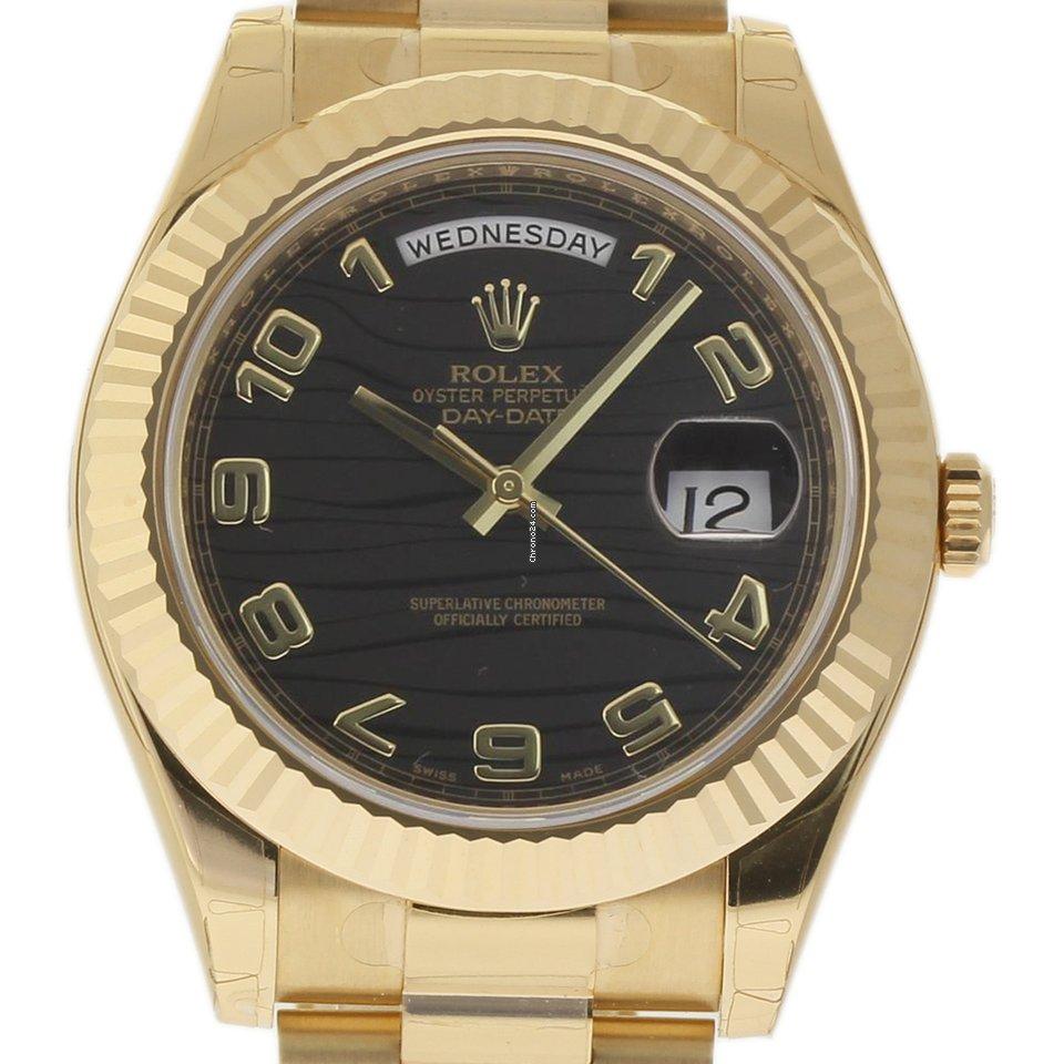 Rolex (ロレックス) デイデイト II 218238 2016 新品