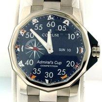 Corum Admiral's Cup Competition 48 Titanium 48mm Blue Arabic numerals United States of America, New York, Greenvale