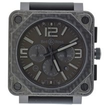 Bell & Ross Aviation Phantom Chronograph LE Carbon Fiber