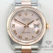 Rolex Datejust 116231 Stahl Rosegold 750 Automatik  Date...