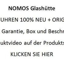 Nomos Glashütte Metro Datum Gangreserve
