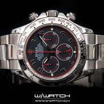 Rolex Daytona White Gold Racing Dial