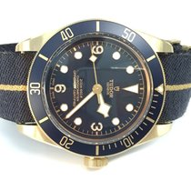Tudor Black Bay Bronze new 2018 Automatic Watch with original box and original papers 79250BB