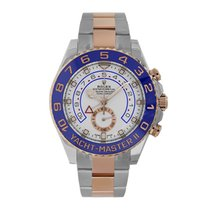 Rolex 116681 Gold/Steel 2019 Yacht-Master II 44mm new United States of America, New York, New York