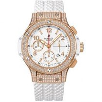 Hublot Red gold Automatic White 41mm new Big Bang 41 mm