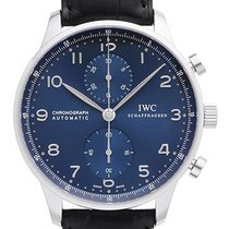 IWC Portugieser Chronograph IW371491 2019 neu
