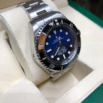 Rolex Sea-Dweller Deepsea Steel 44mm Blue United States of America, California, San Francisco
