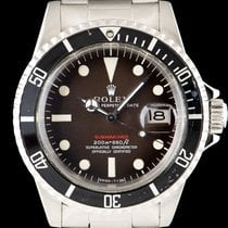 롤렉스 Submariner Tropical 1680
