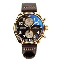 IWC Pilot IWC Pilot's Chronograph Antoine de Saint 43MM RG