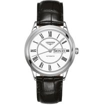 Longines L4.899.4.21.2 Acero Flagship 38,5mm