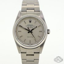 Rolex Air King Precision  | Silver Dial Oyster | 14000M 2003