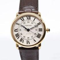 Cartier Ronde Louis Cartier Roségold 36mm Silber Deutschland, Berlin