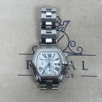 Cartier Chronograph Automatic new Roadster Silver
