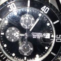 Citizen Acier Quartz czsr occasion Belgique, watermael Boitsfort
