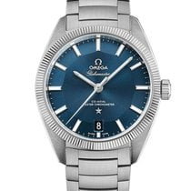 Omega Globemaster new Automatic Watch with original box and original papers 130.30.39.21.03.001