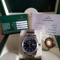 Rolex Acier 36mm Remontage automatique 116200 occasion France, PARIS