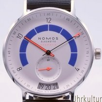 NOMOS Autobahn Staal 41mm
