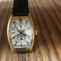 Franck Muller Master Banker Yellow gold United States of America, Maryland, Gaithersburg