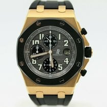 Audemars Piguet Royal Oak Offshore Chronograph Rose gold 42mm Grey