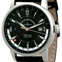 Zeno-Watch Basel 6069GMT-g1 2019 nuevo