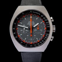 Omega Speedmaster Mark II Steel 42mm Grey No numerals United Kingdom, Macclesfield