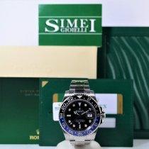 Rolex GMT-Master II 116710BLNR 2019 nieuw