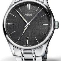 Oris Artelier Date Steel 40mm Grey