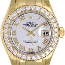Rolex Lady-Datejust Pearlmaster 80298/69298 pre-owned